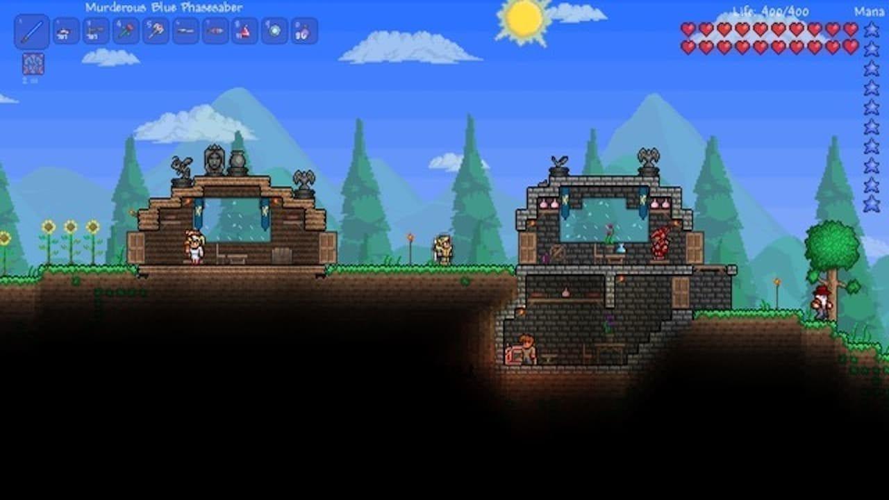 Terraria Magic Storage