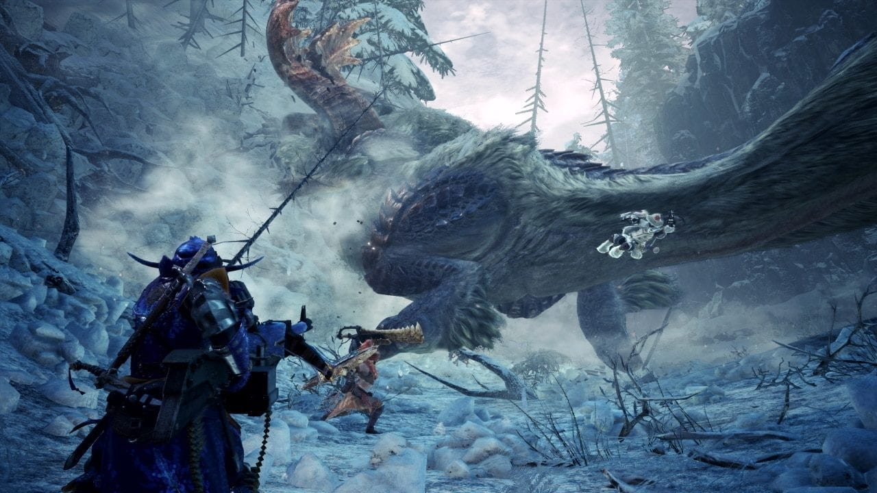 Monster Hunter World: Iceborne Update 4