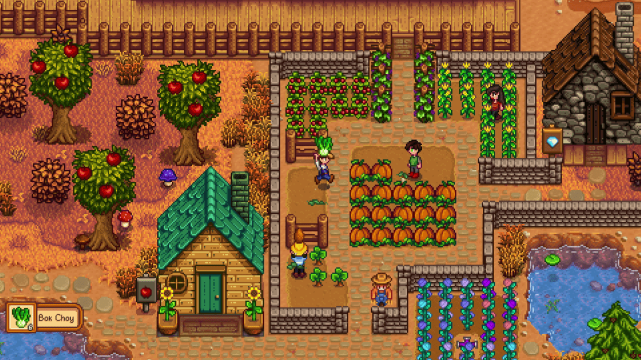 Stardew Valley Magnifying Glass
