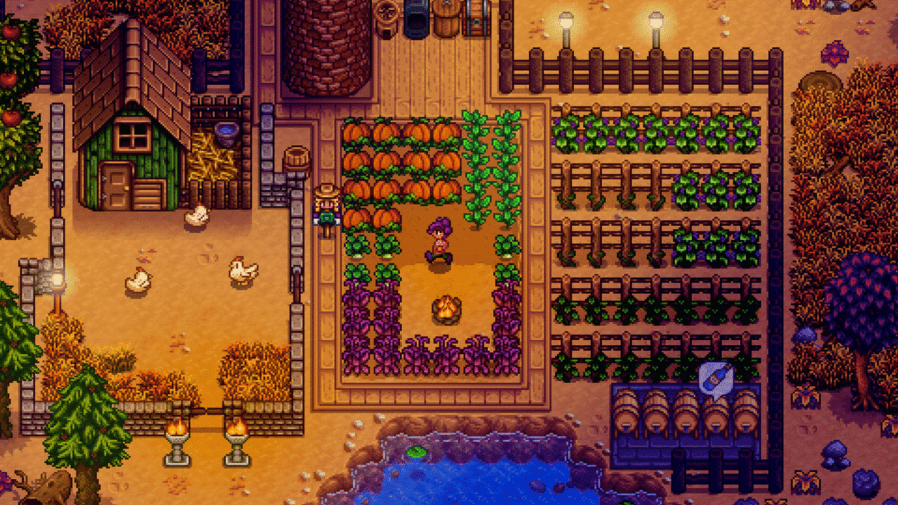 Stardew Valley Earth Crystal