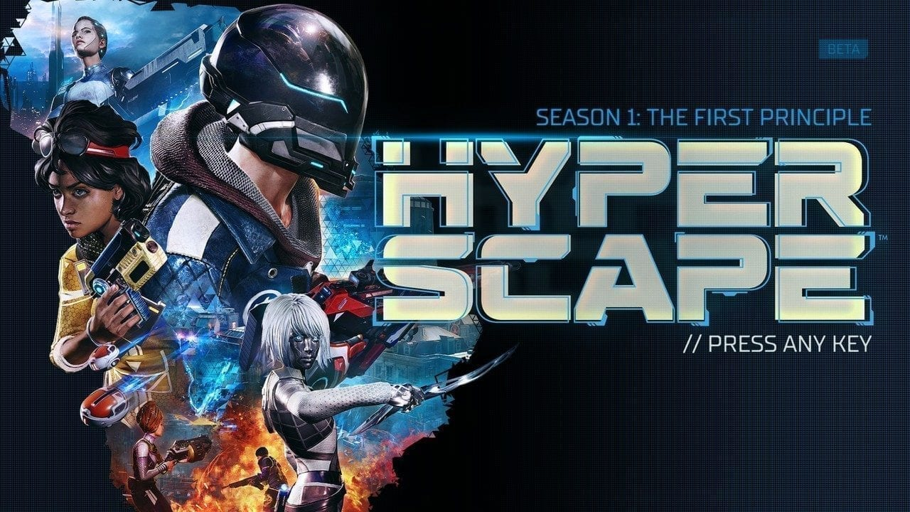 how to get Hyper Scape on Xbox One