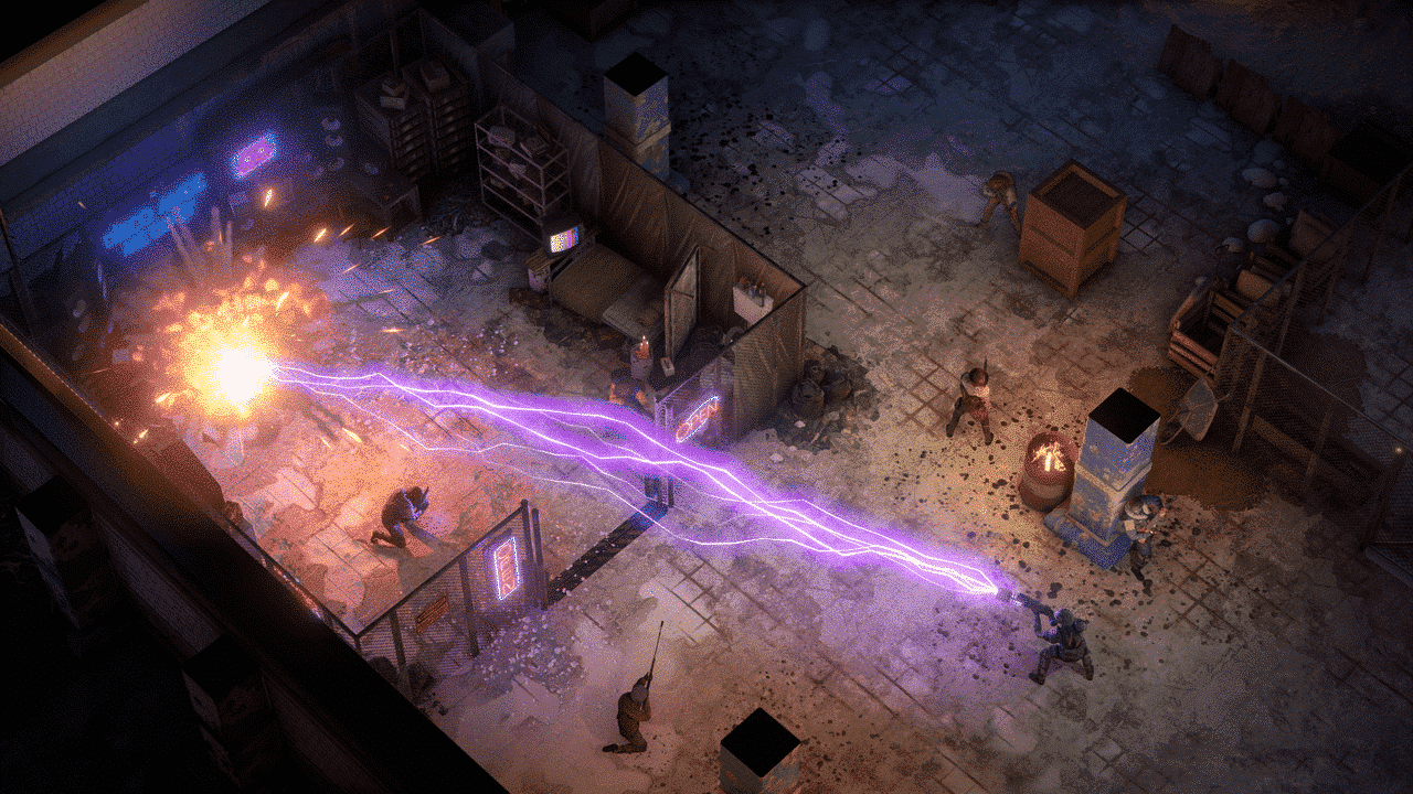 Wasteland 3 Level Cap