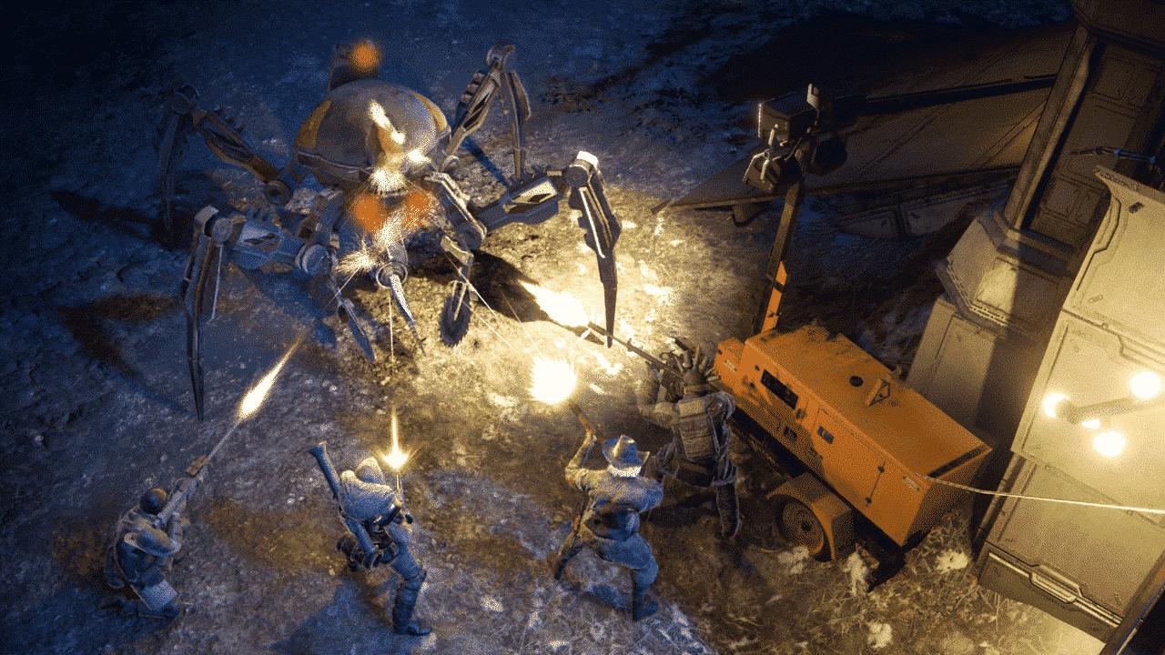 Wasteland 3 New Game Plus