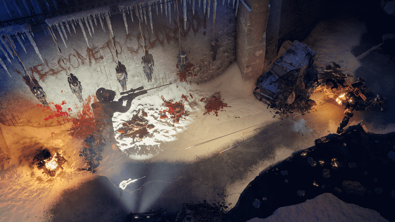 Does Wasteland 3 Have Cross-play
