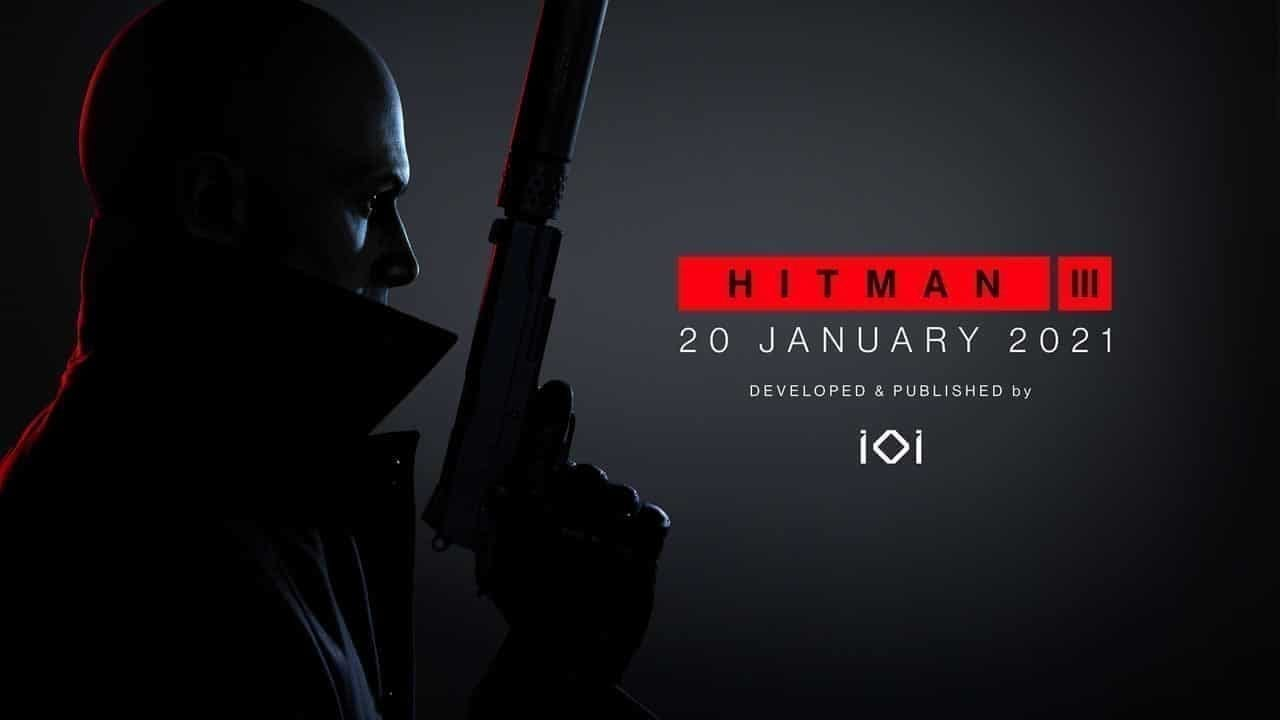 What is the Hitman 3 release date?