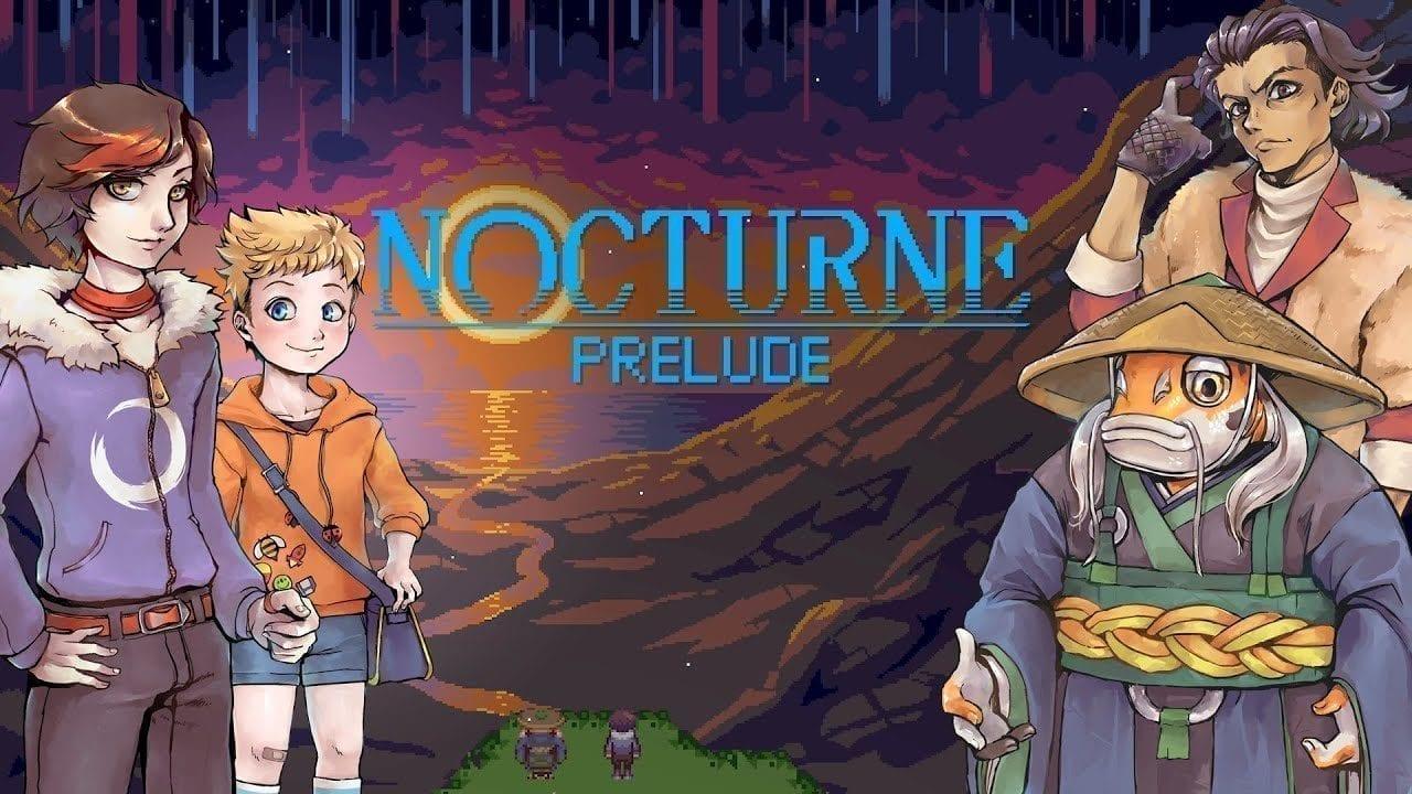 Nocturne Interview - Devs Talk Music and Rhythm