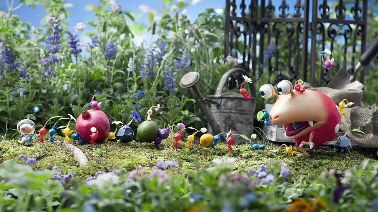 Is Pikmin 3 Deluxe co-op? Campain, New Adventures, and more