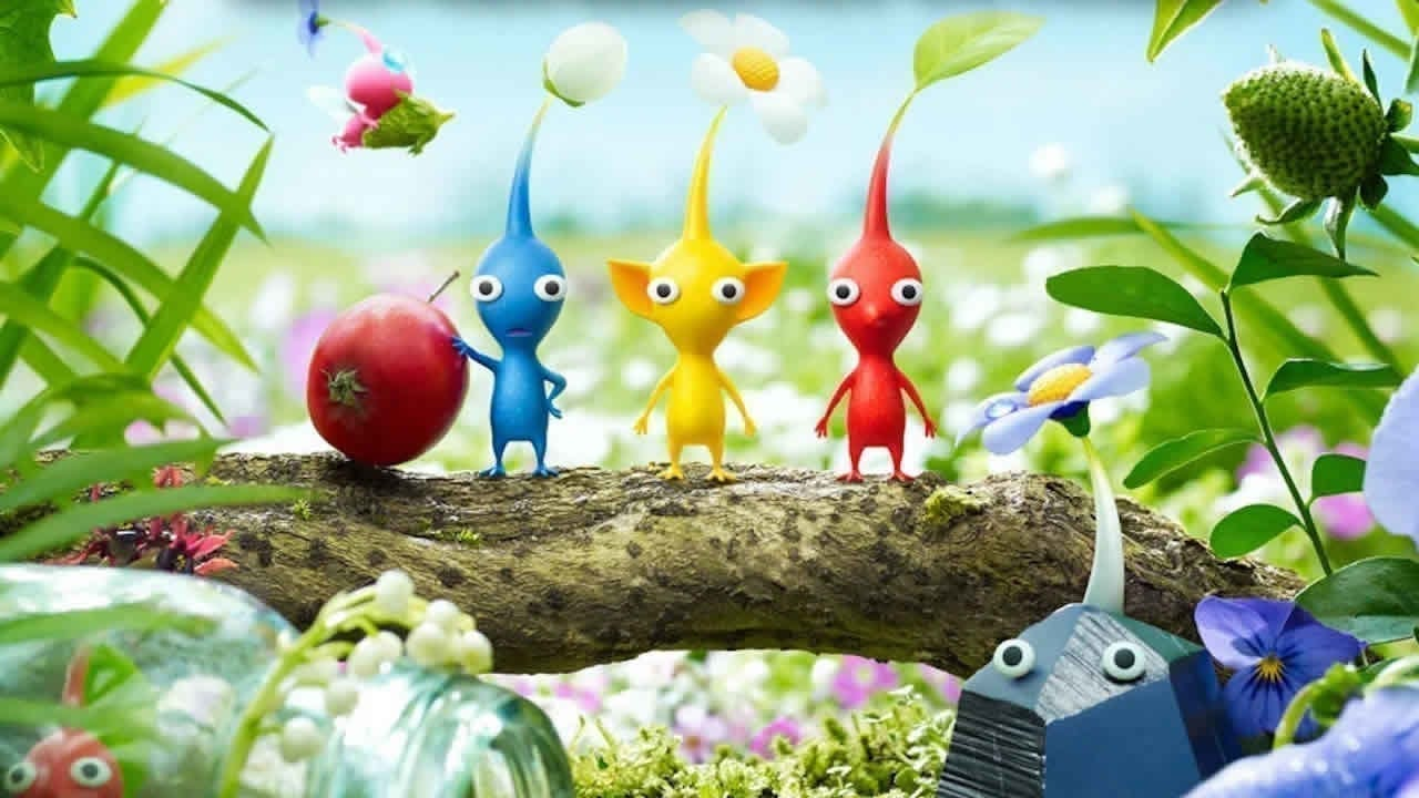 Pikmin 3 Deluxe Co-Op - Does it have multiplayer?
