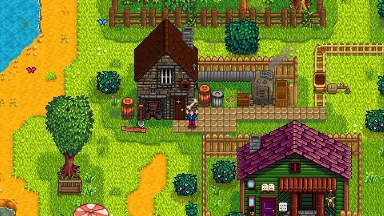 Stardew Valley Sturgeon Location Where To Catch Guide Fall