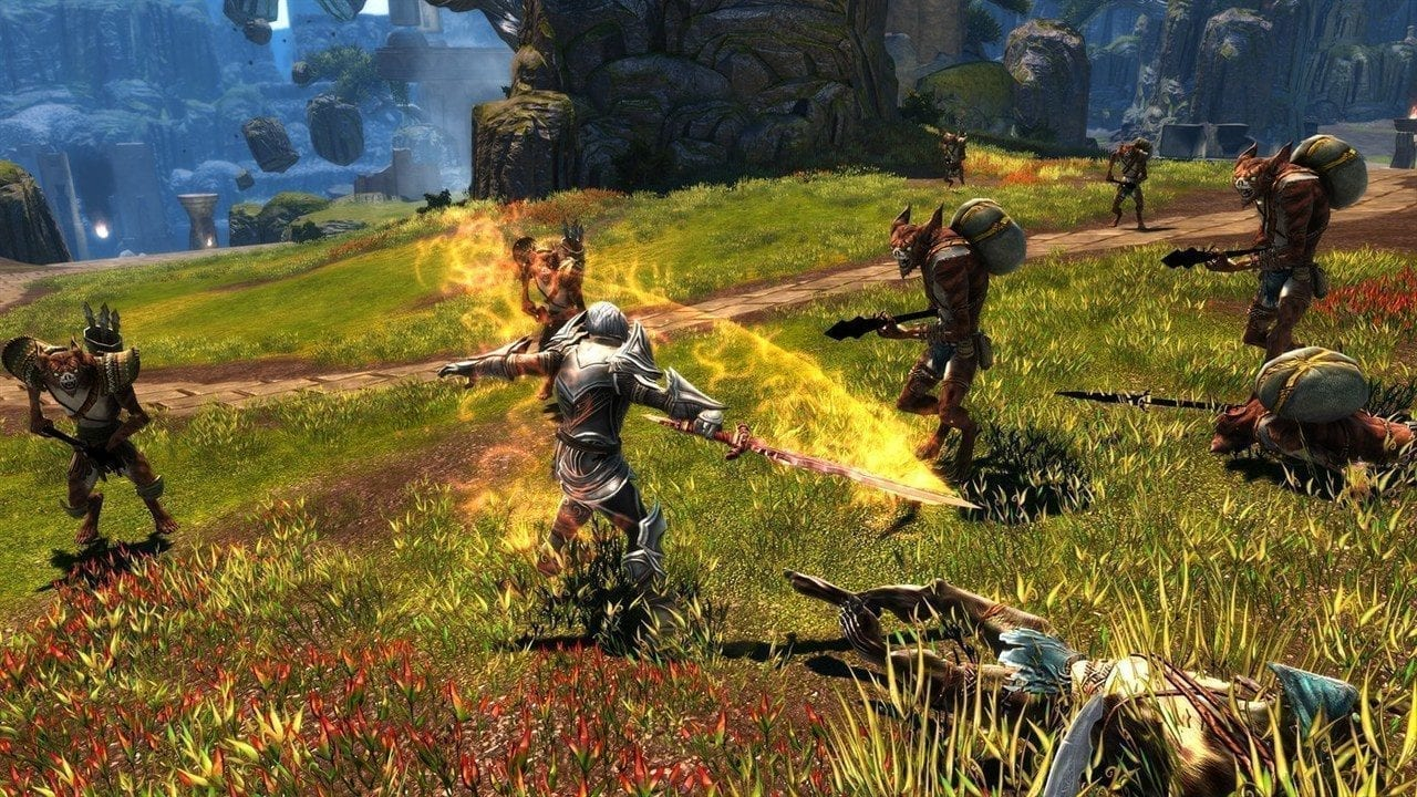 Kingdoms of Amalur Re-Reckoning Level Cap