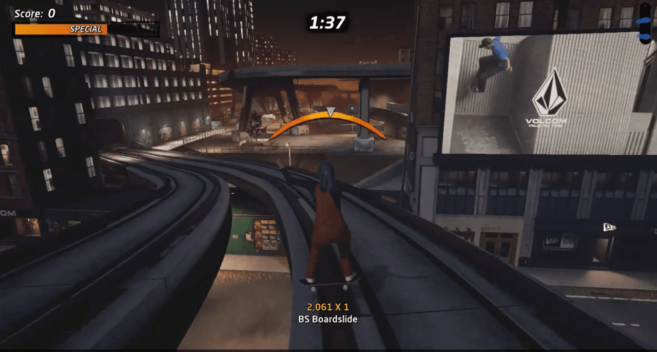 How to Grind Subway Rails in Tony Hawk's Pro Skater 1+2