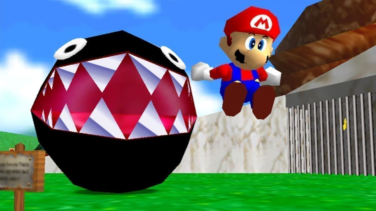 Super Mario 64 Wing Cap