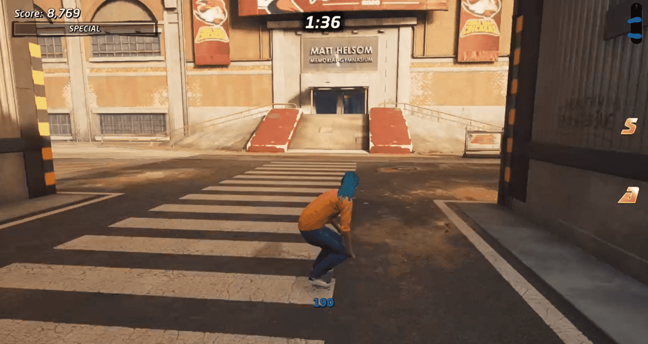 How to Open Gym at School 2 in Tony Hawk's Pro Skater 1+2