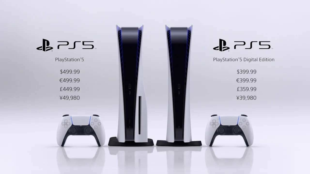 PS5 Size - How Big is the PlayStation 5?