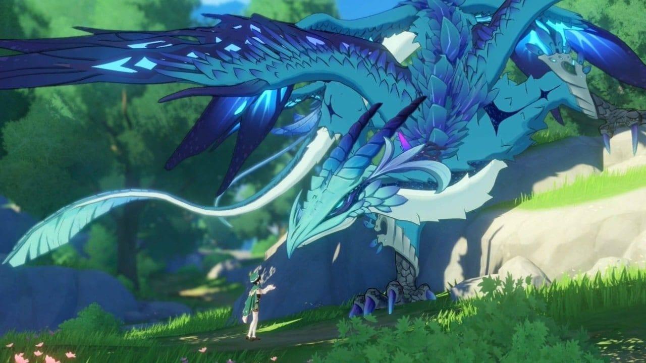 Genshin Impact Nameless Treasure Where To Find Guide Fall