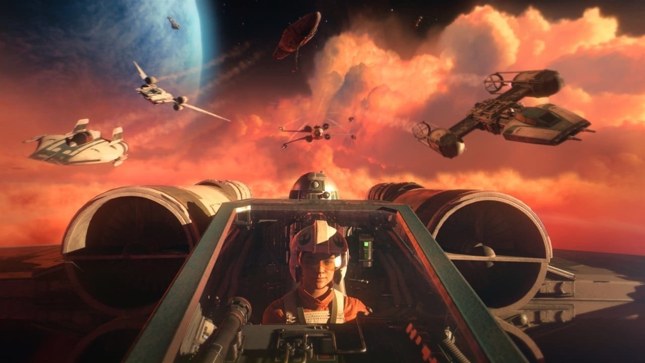 Star Wars Squadrons Multiplayer