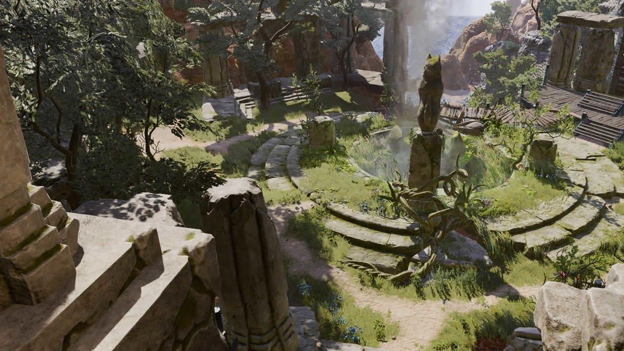 Baldur's Gate 3 early access impressions