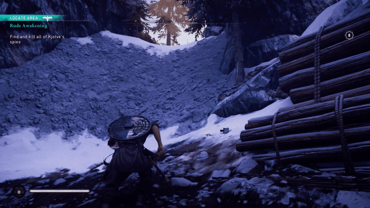 Kjotve's Spies Assassin's Creed: Valhalla