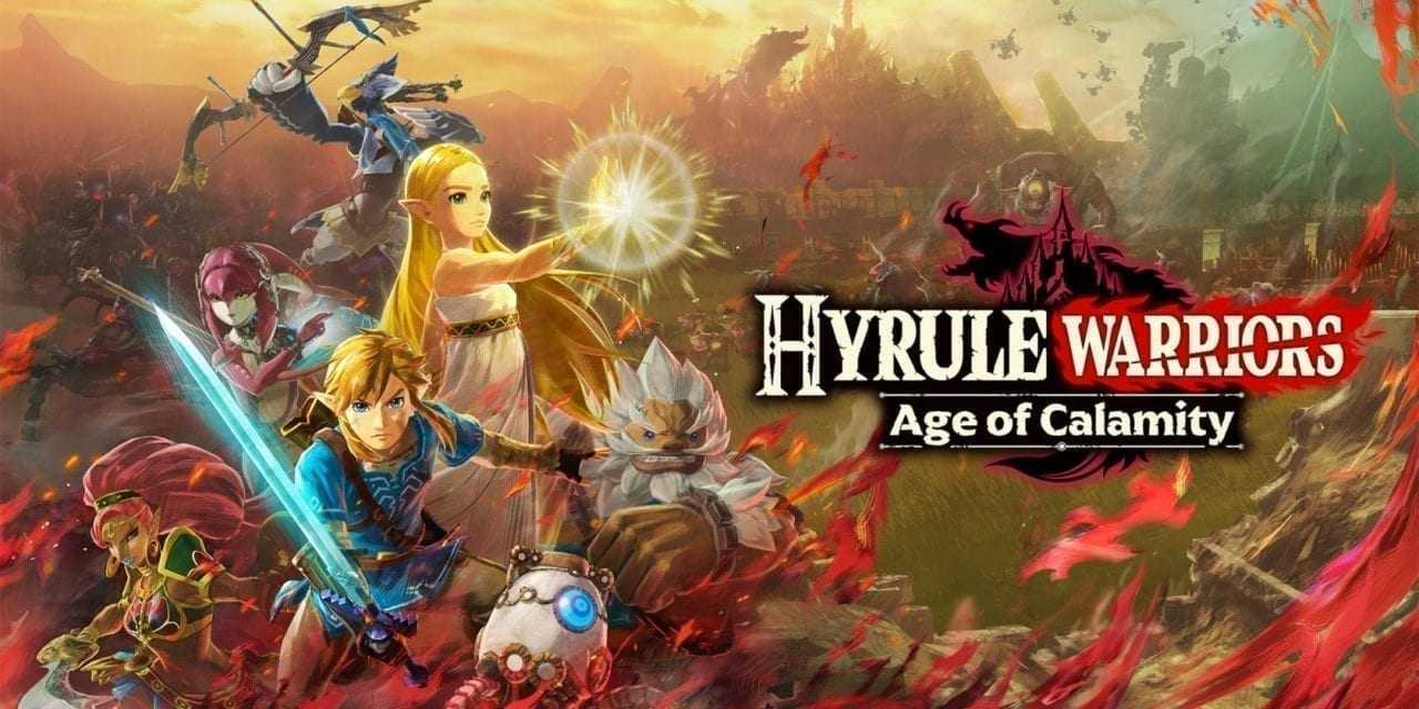 Hyrule Warriors: Age of Calamity Level Max