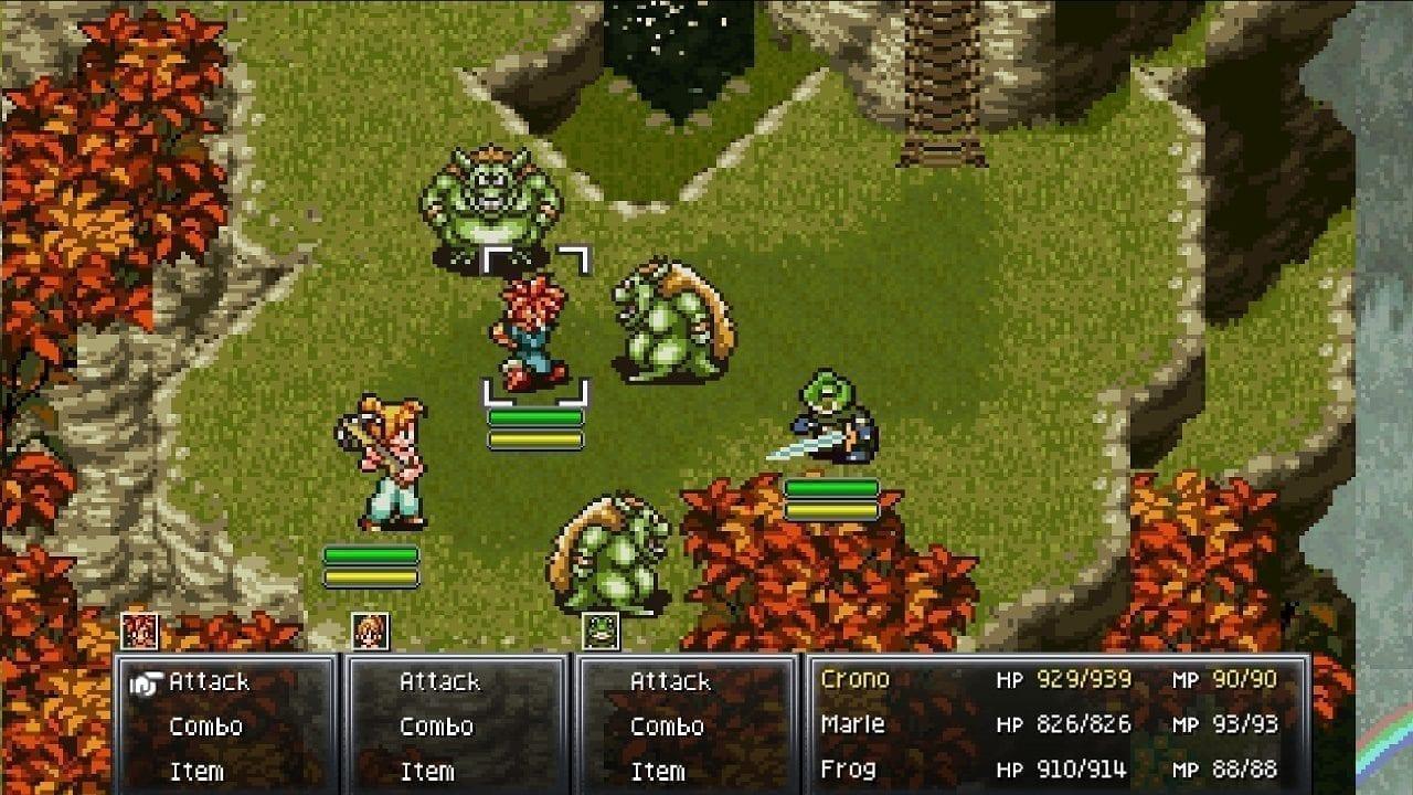 Turn-based combat Shishi: Ballad of the Oracle