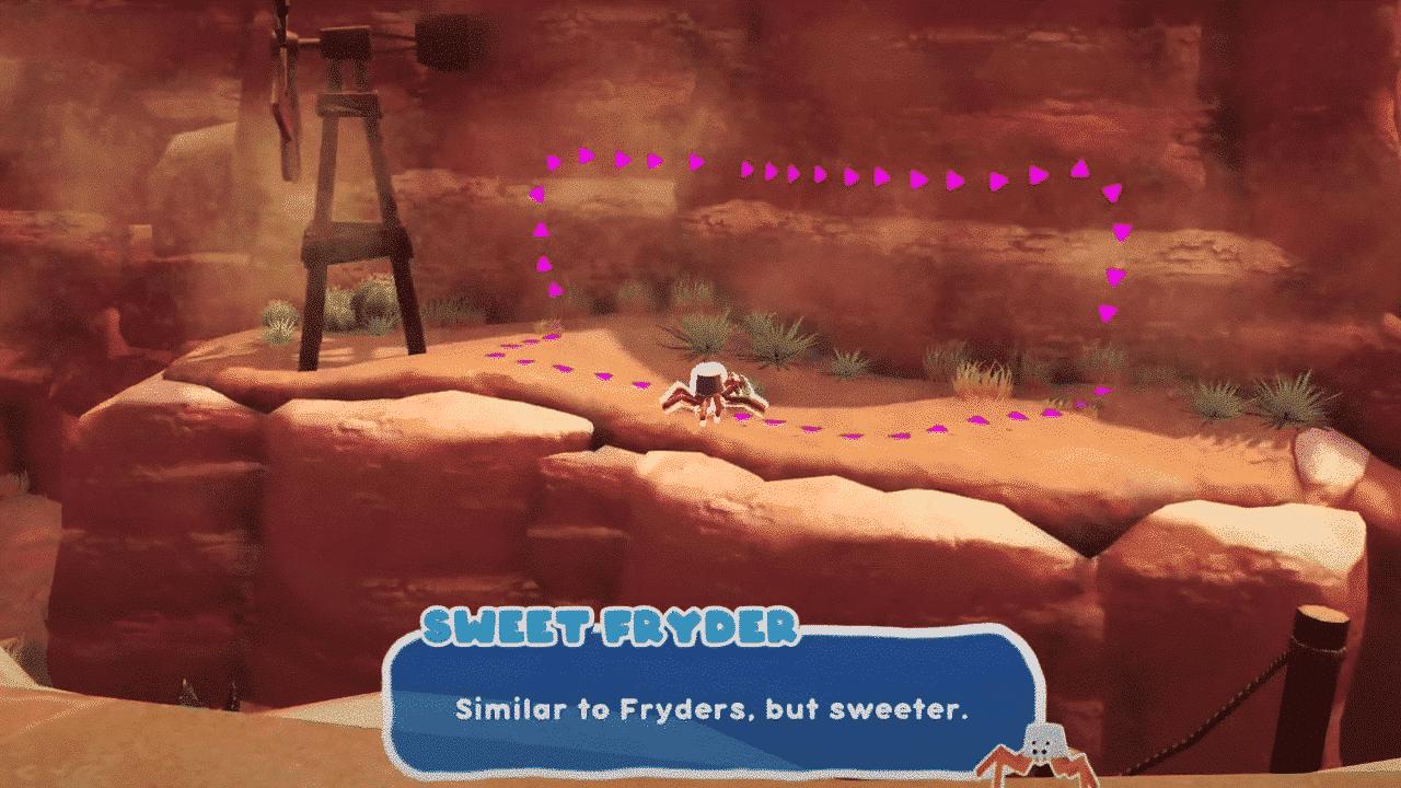 Sweet Fryder