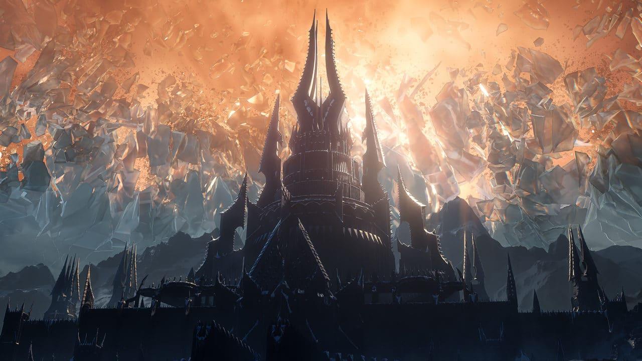 World of Warcraft shadowlands rune vessel