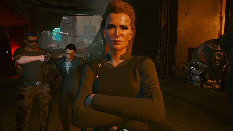 Romance Meredith Stout Cyberpunk 2077