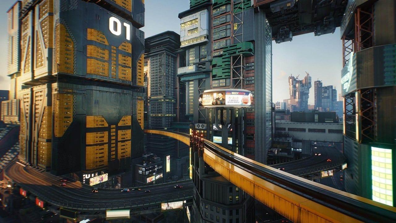 Cyberpunk 2077 Stuck in Scanning Mode