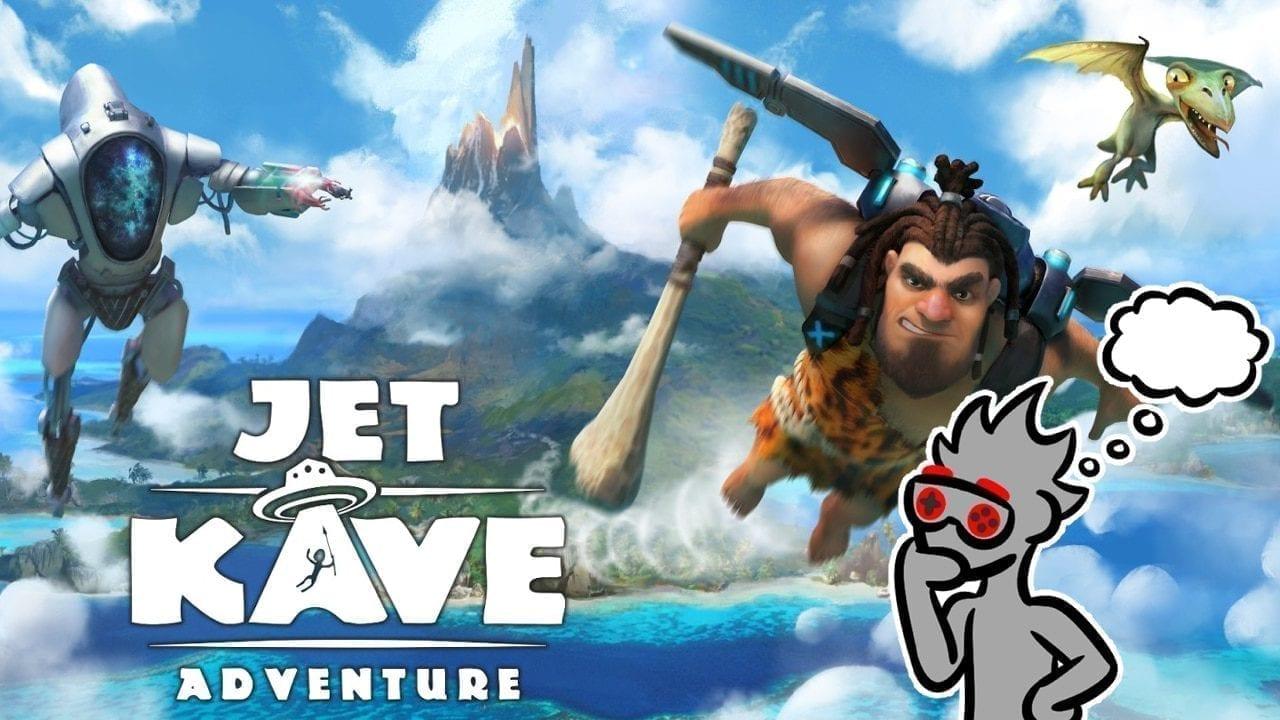 Jet Kave Adventure Demo