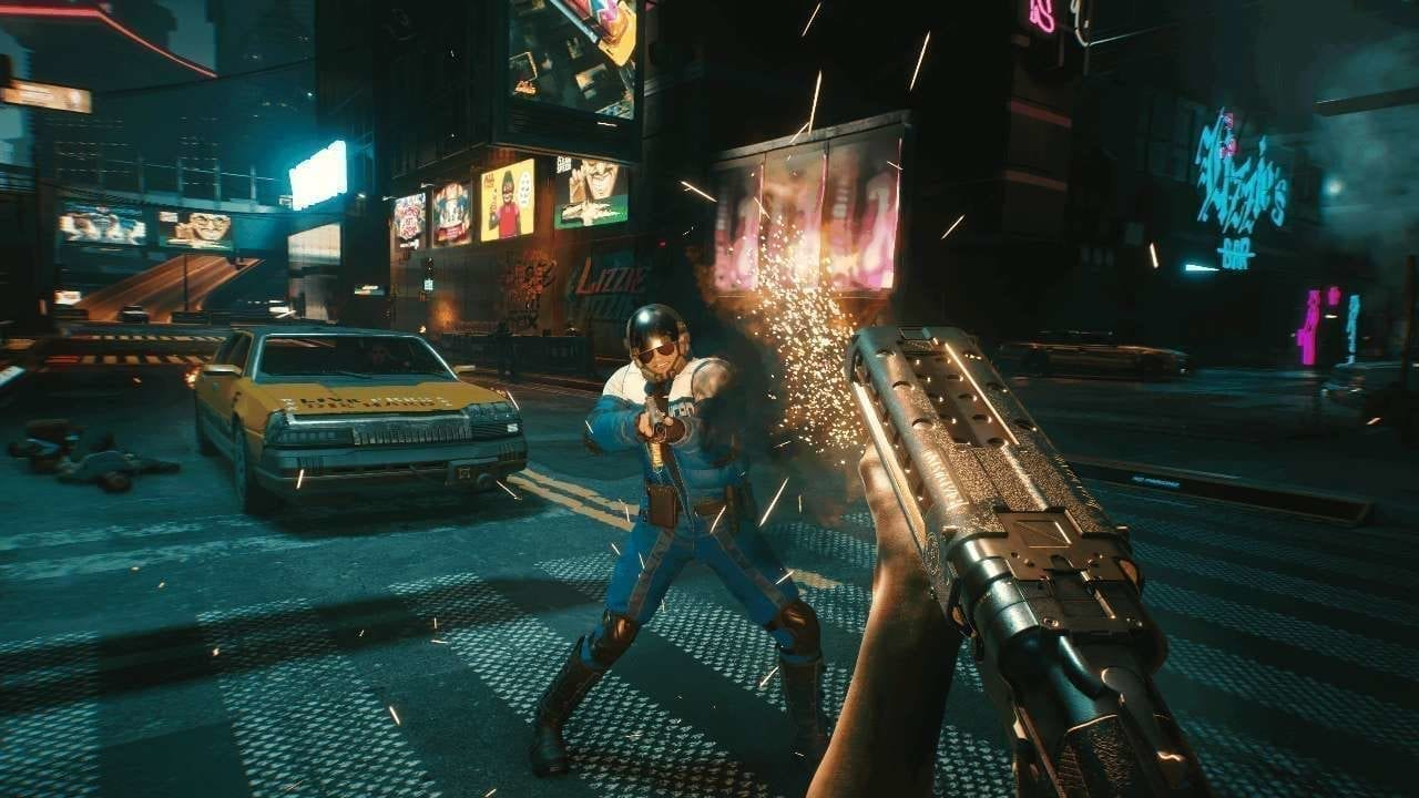 Games like Cyberpunk 2077