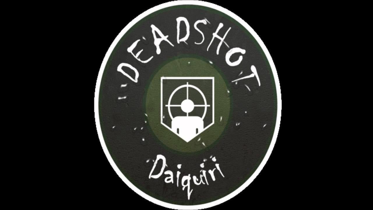 Deadshot Daiquiri Call of Duty black ops cold war