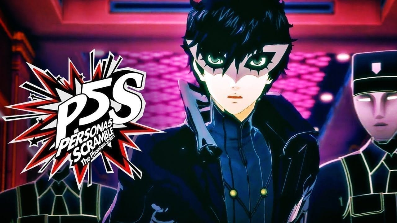 Persona 5 Strikers release date