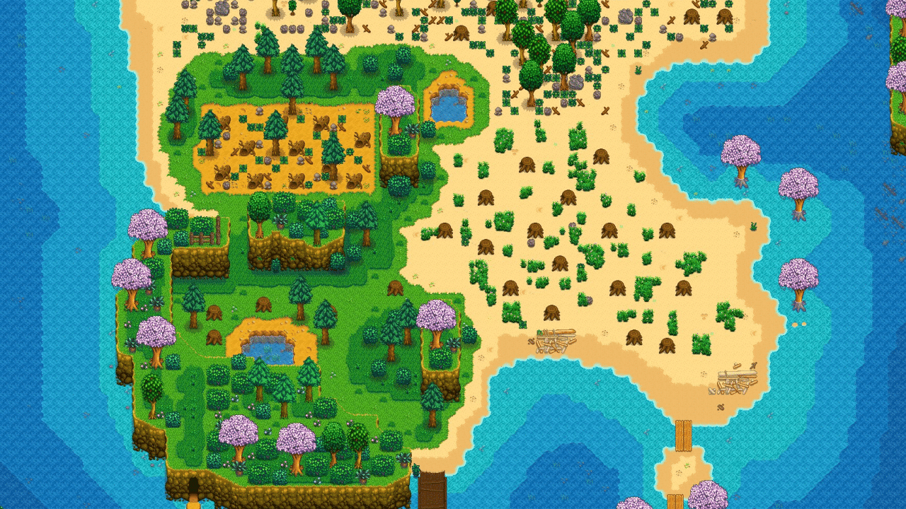 Stardew Valley Mango Tree   How to Grow - Guide Fall