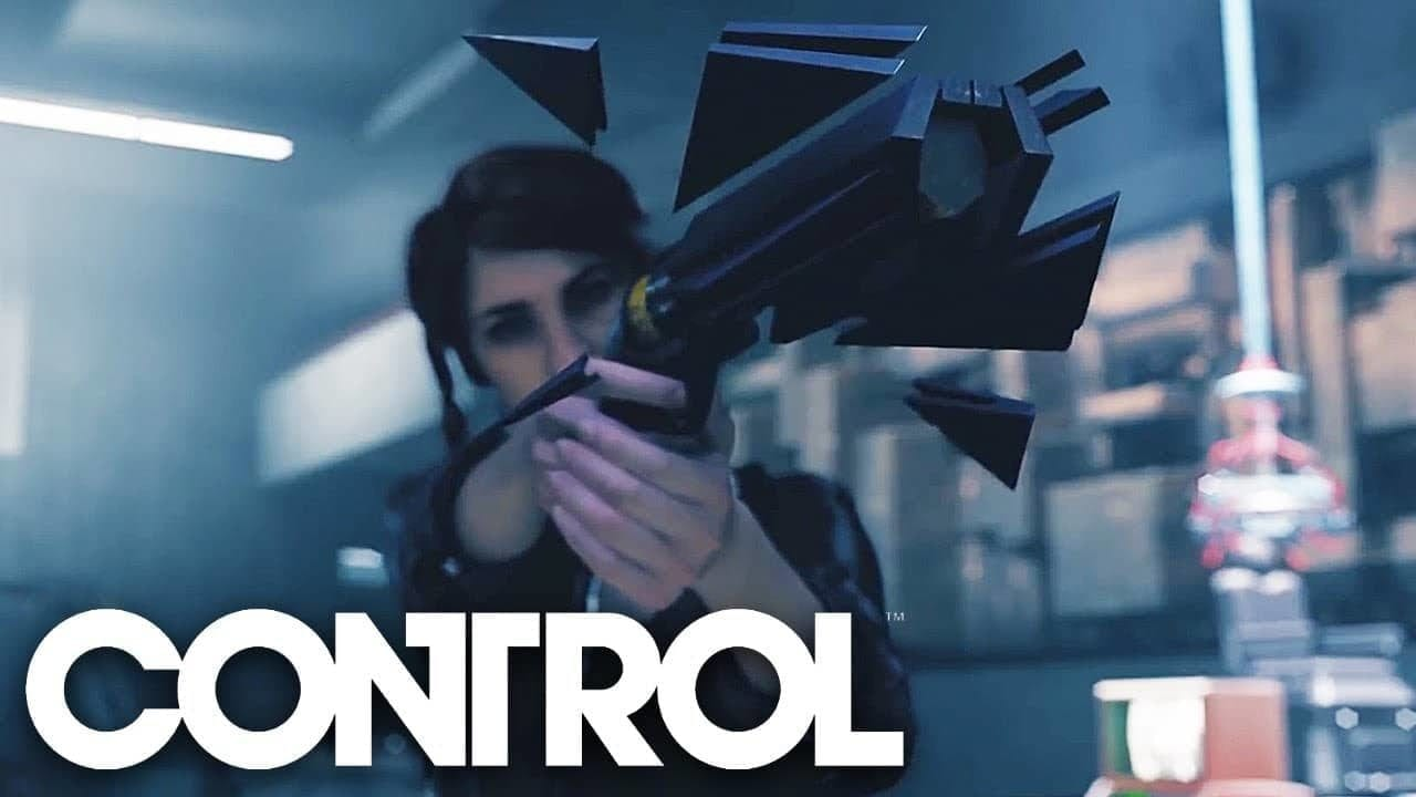 Is Control A Horror game